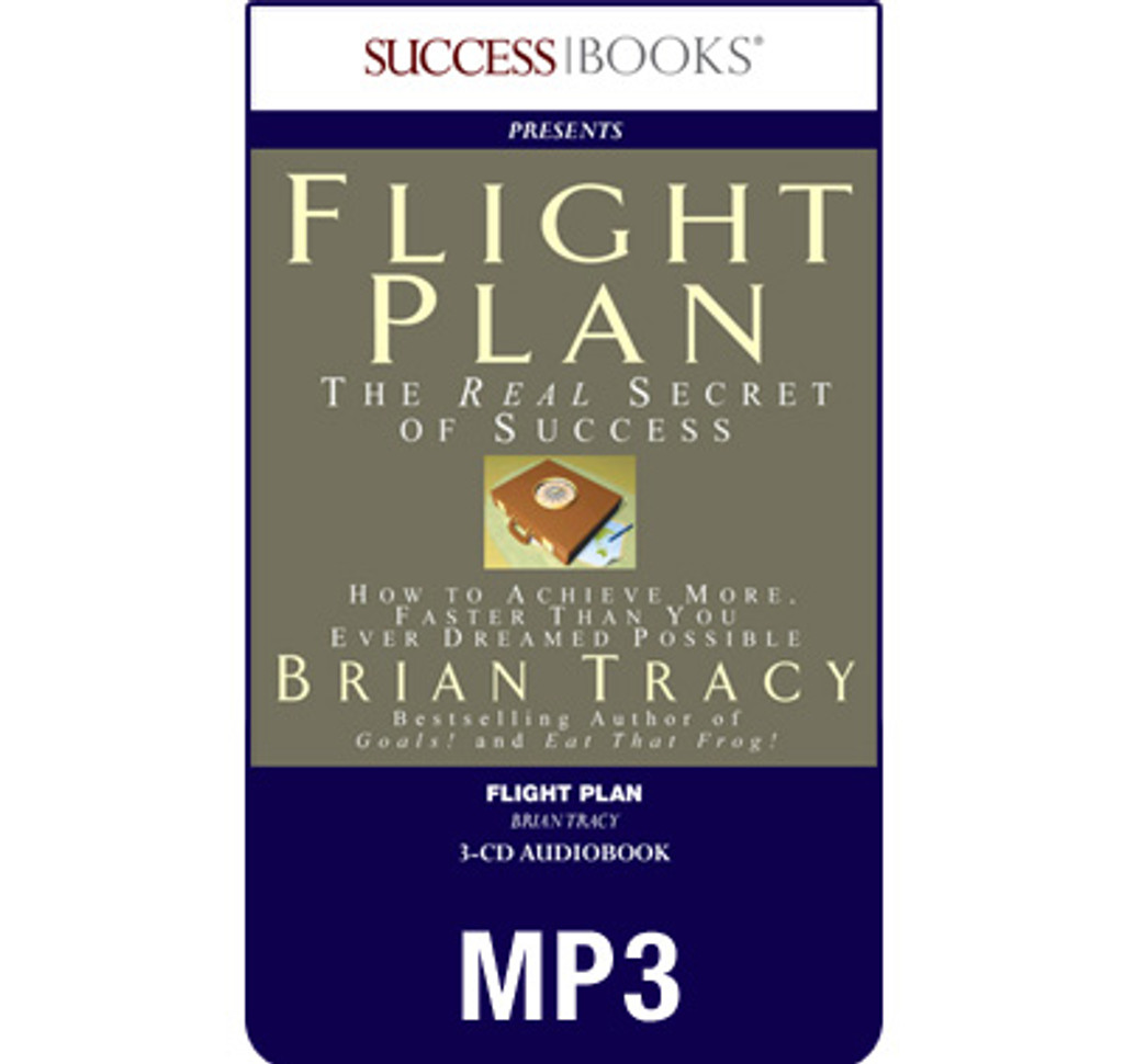 Flight Plan MP3 download audiobook by Brian Tracy