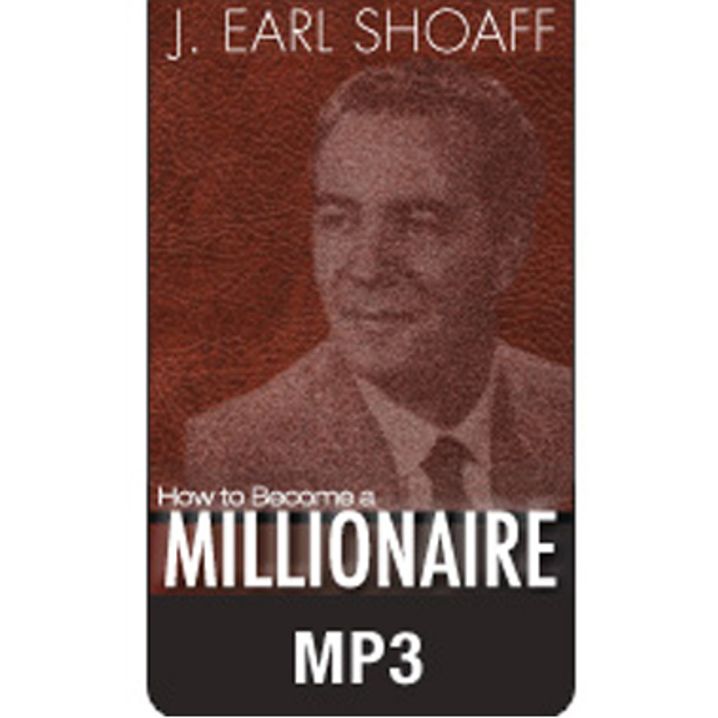 How to Become a Millionaire MP3 Audio by E. Shoaff