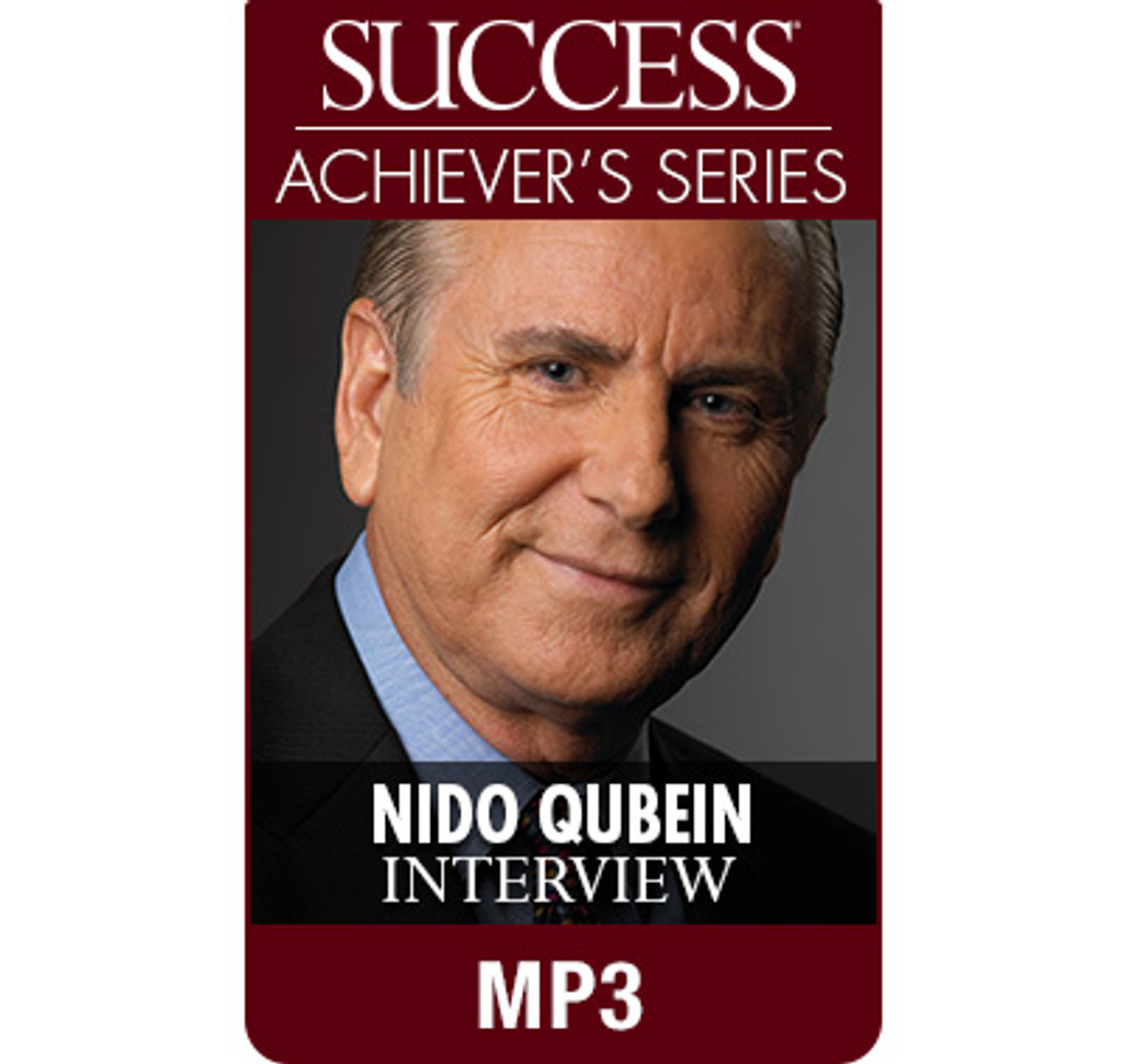 SUCCESS Achiever's Series MP3: Nido Qubein