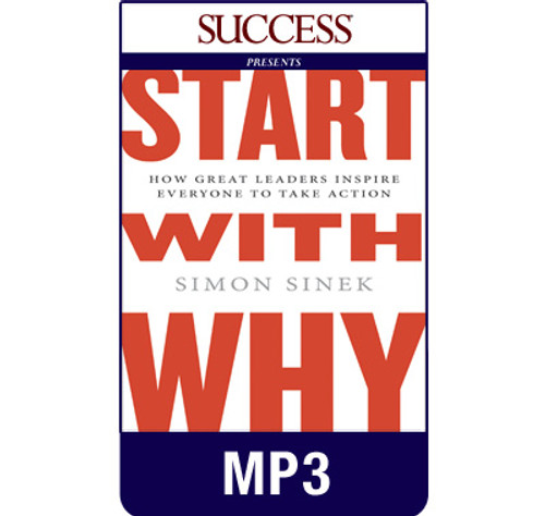 Start with Why MP3 download audiobook by Simon Sinek