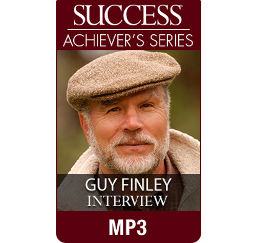 SUCCESS Achiever's Series MP3: Guy Finley