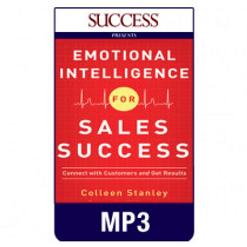 Emotional Intelligence for Sales Success MP3 audiobook by Colleen Stanley