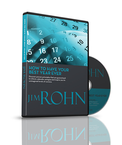 How to Have Your Best Year Ever DVD by Jim Rohn