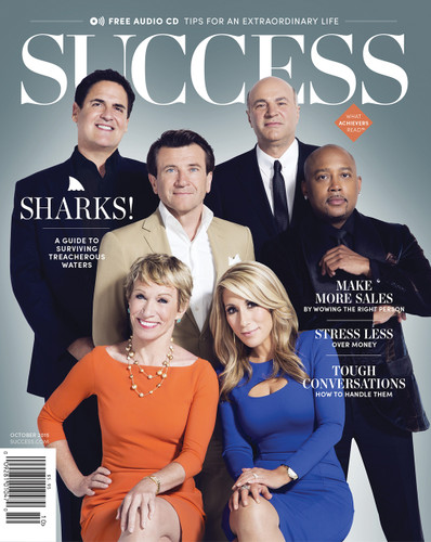 SUCCESS Magazine October 2015 - The Sharks