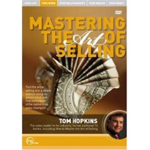 Mastering the Art of Selling MP3 Audio by Tom Hopkins