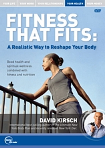 Fitness that Fits: A Realistic Way to Reshape Your Body MP3 audio edition by David Kirsch