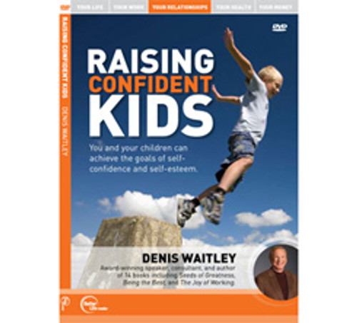 Raising Confident Kids MP3 Audio by Denis Waitley