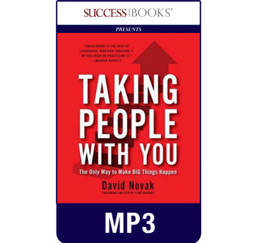Taking People With You MP3 download audiobook by David Novak
