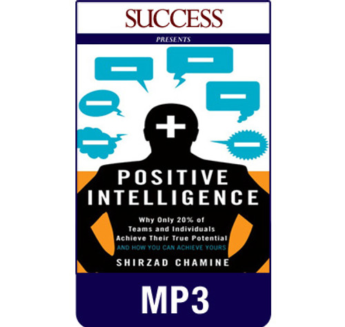 Positive Intelligence MP3 download audiobook by Shirzad Chamine