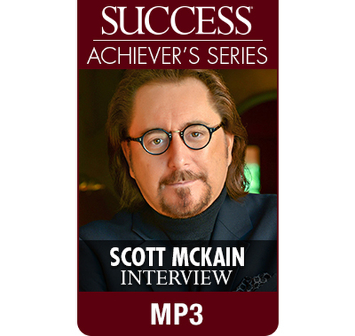 SUCCESS Achiever's Series MP3: Scott McKain