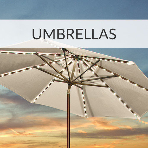 It's Cool to be Shady: Choosing the Right Umbrella for Your Patio Space