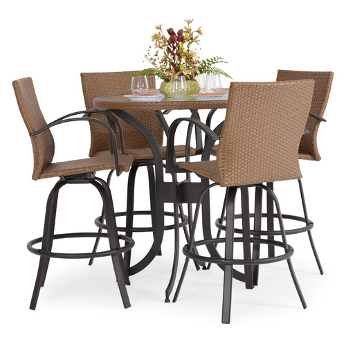 Empire Patio  5 PC. Bar Set