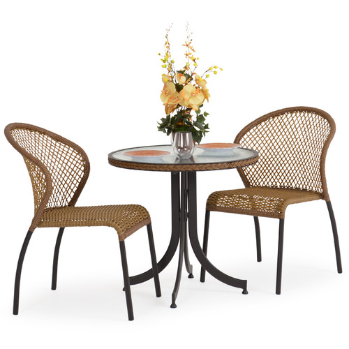 Empire 3pc  Patio Bistro Set