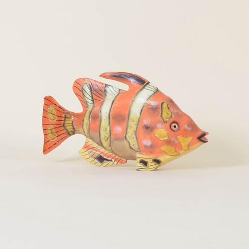 Fish Double Fin