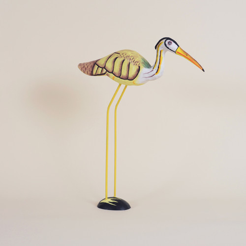 Bird Head Up
