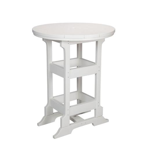 "28"" Round Patio Bar Table"