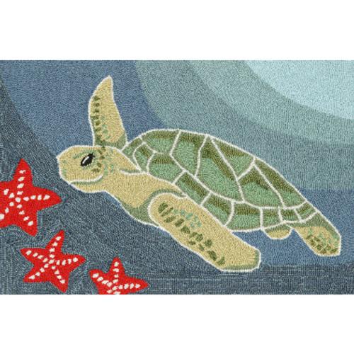 Turtle and Starfish