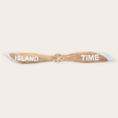 Island Time Boat Propeller