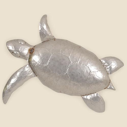 Large Turtle Outdoor Wall Hanging