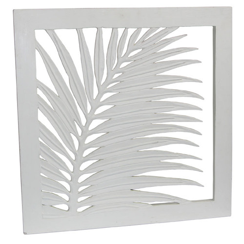 Leaf Wood Wall Art