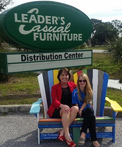 Leader's Donates Friendship Bench December 2014