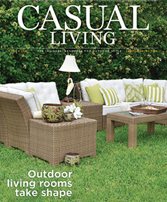 Casual Living Magazine's Cover Photo March 2015