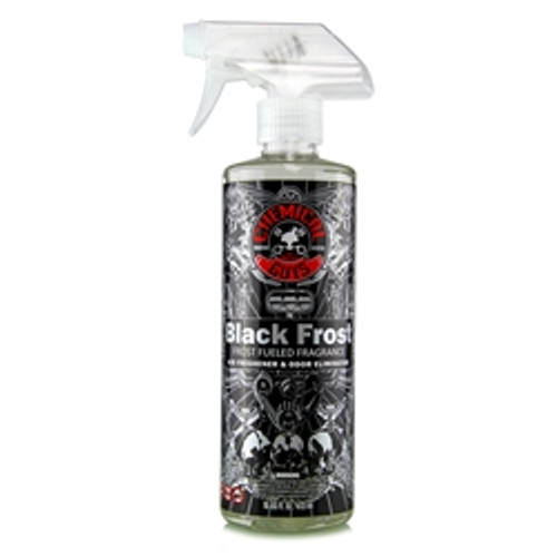 Chemical Guys Black Frost Air Freshener & Odor Eliminator (16oz.)