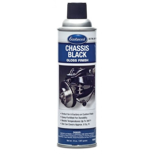 Eastwood Original Gloss Chassis Black Aerosol (397g)