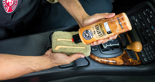 CHEMICAL GUYS SPI_401_16 - LEATHER CONDITIONER (16 OZ)