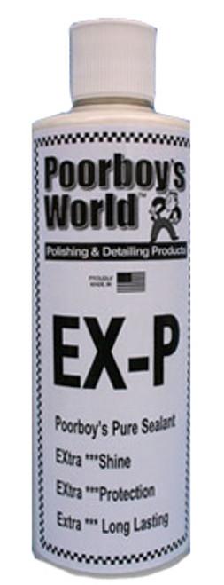 Poorboys World EX - P Sealant 16oz (473ml)