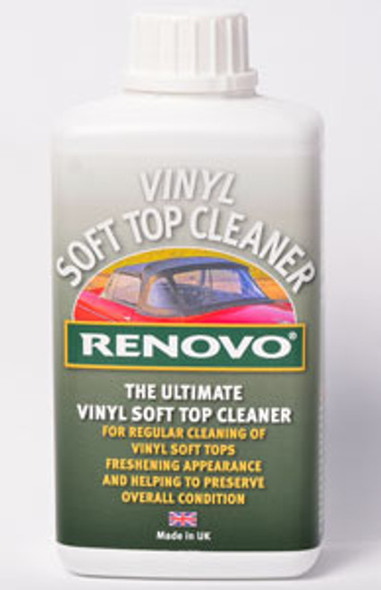 Renovo Vinyl Soft Top Cleaner 500ml