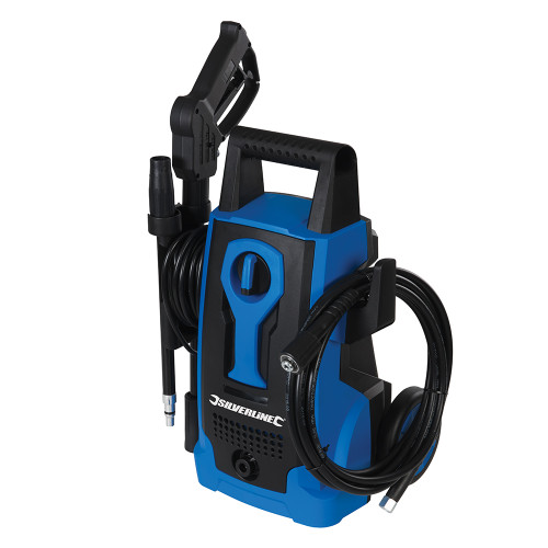 Silverline 1400W Pressure Washer