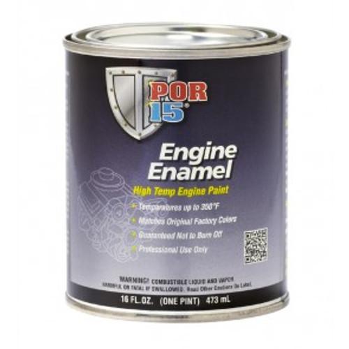 POR15 Pontiac Metallic Blue Engine Enamel 473ml