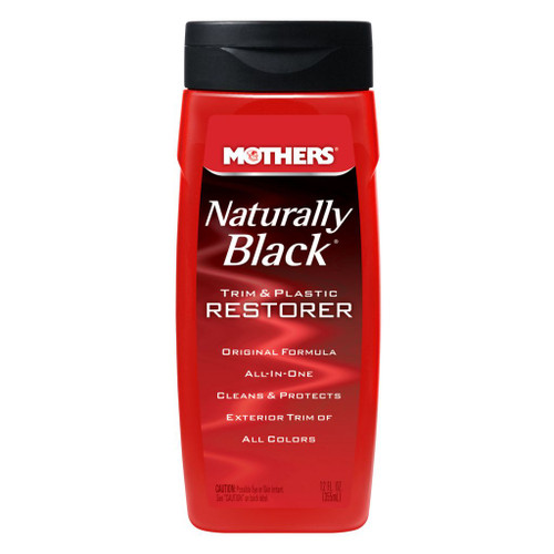Mothers Naturally Black Bumper & Trim Restorer