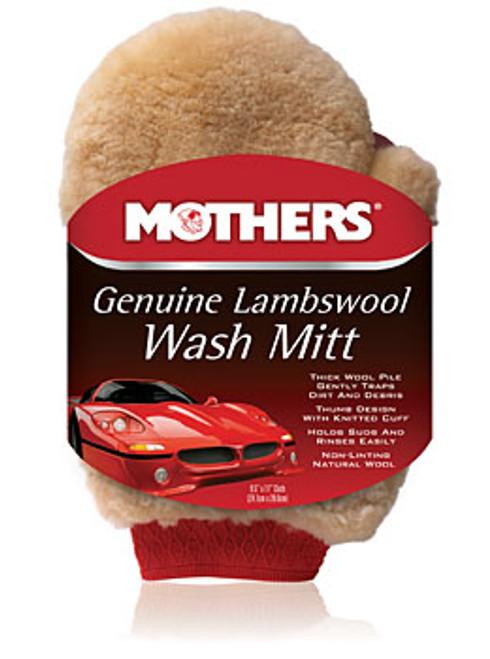 Genuine Lambswool Wash Mitt