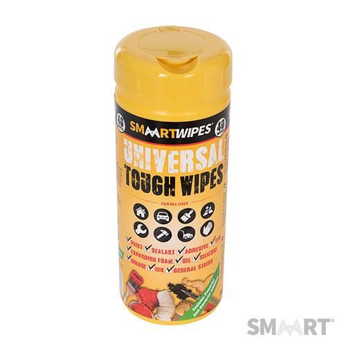 Universal Tough Wipes 40pk Tub