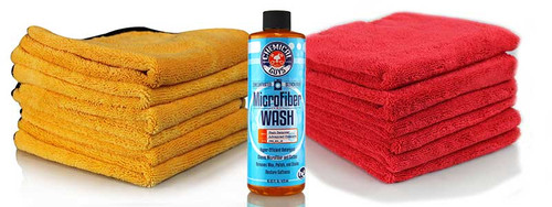 Chemical Guys Microfibre Rejuvenator - Microfiber Cleaning Detergent Concentrate (16 oz )