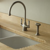 Perrin & Rowe Phoenician 4360 (with Rinse) Kitchen Tap