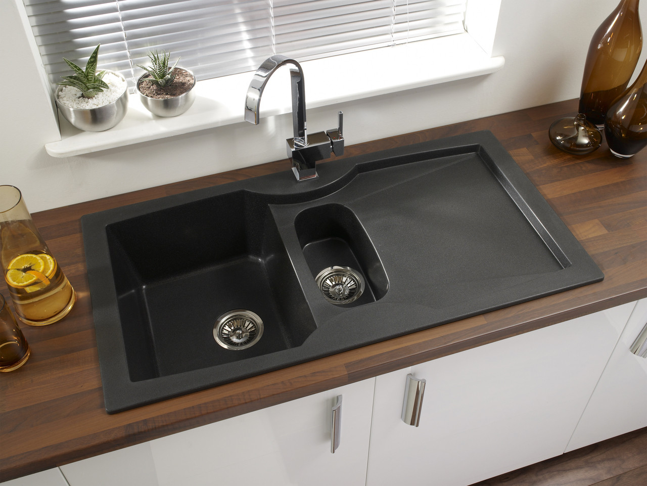 composite kitchen sinks uk the brass amp traditional viognier granite composite one 5663