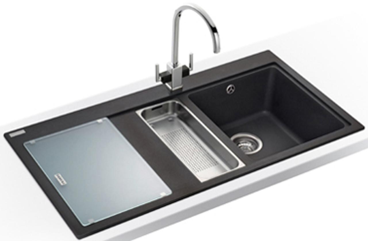 Franke Mythos Mtg651 Fragranite Kitchen Sink Sinks