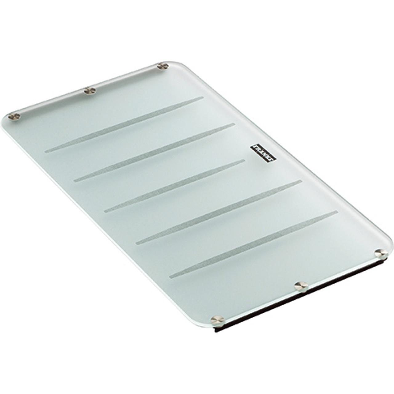 Franke Lsx611 Sliding Glass Preparation Platter 112 0039