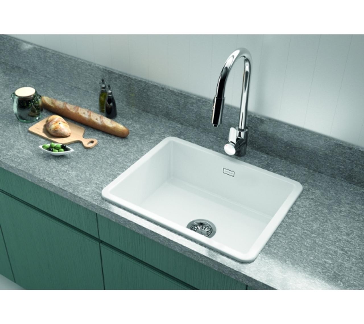 Large Bowl Kitchen Sink Thomas denby metro large bowl sink sinks thomas denby metro large bowl sink workwithnaturefo