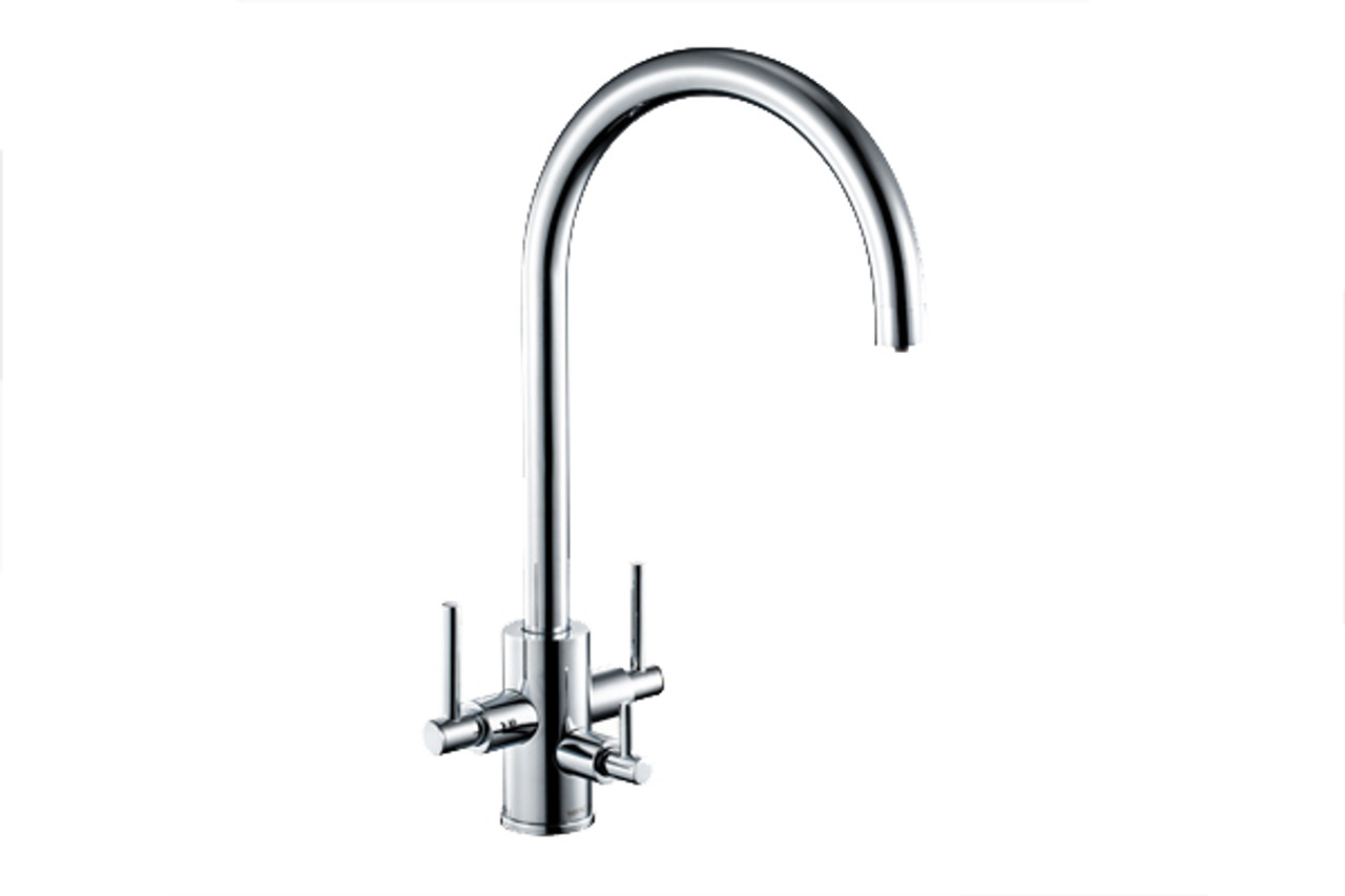 faucets for bathroom sink 1810 curvato trio water filter kitchen tap 2 years guarantee 18284