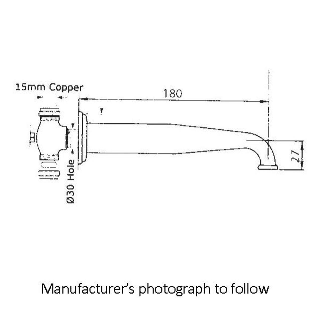 Perrin Amp Rowe 3565 Low Profile Basin Spout Sinks