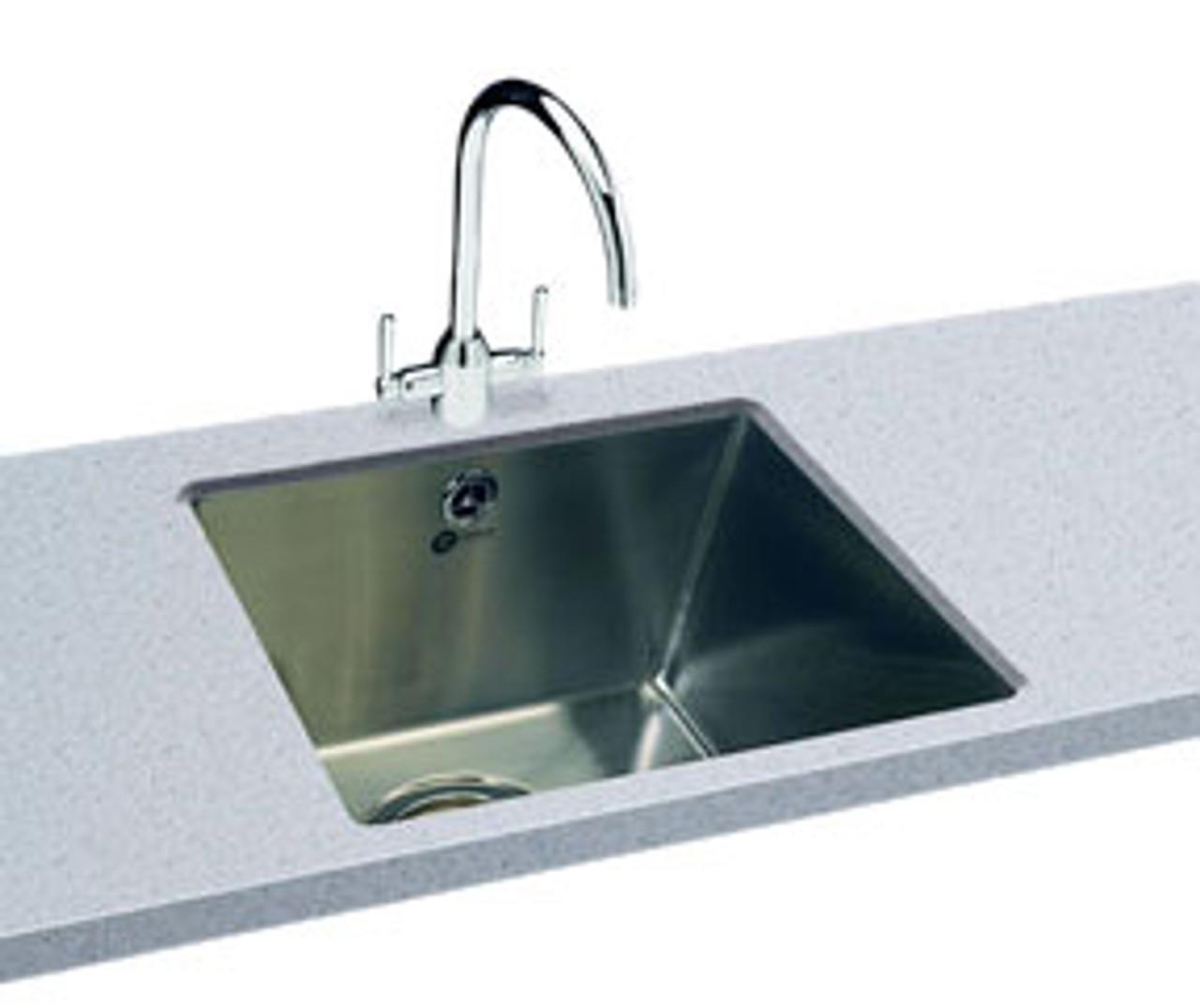 ... Carron Phoenix Deca 100 Kitchen Sink