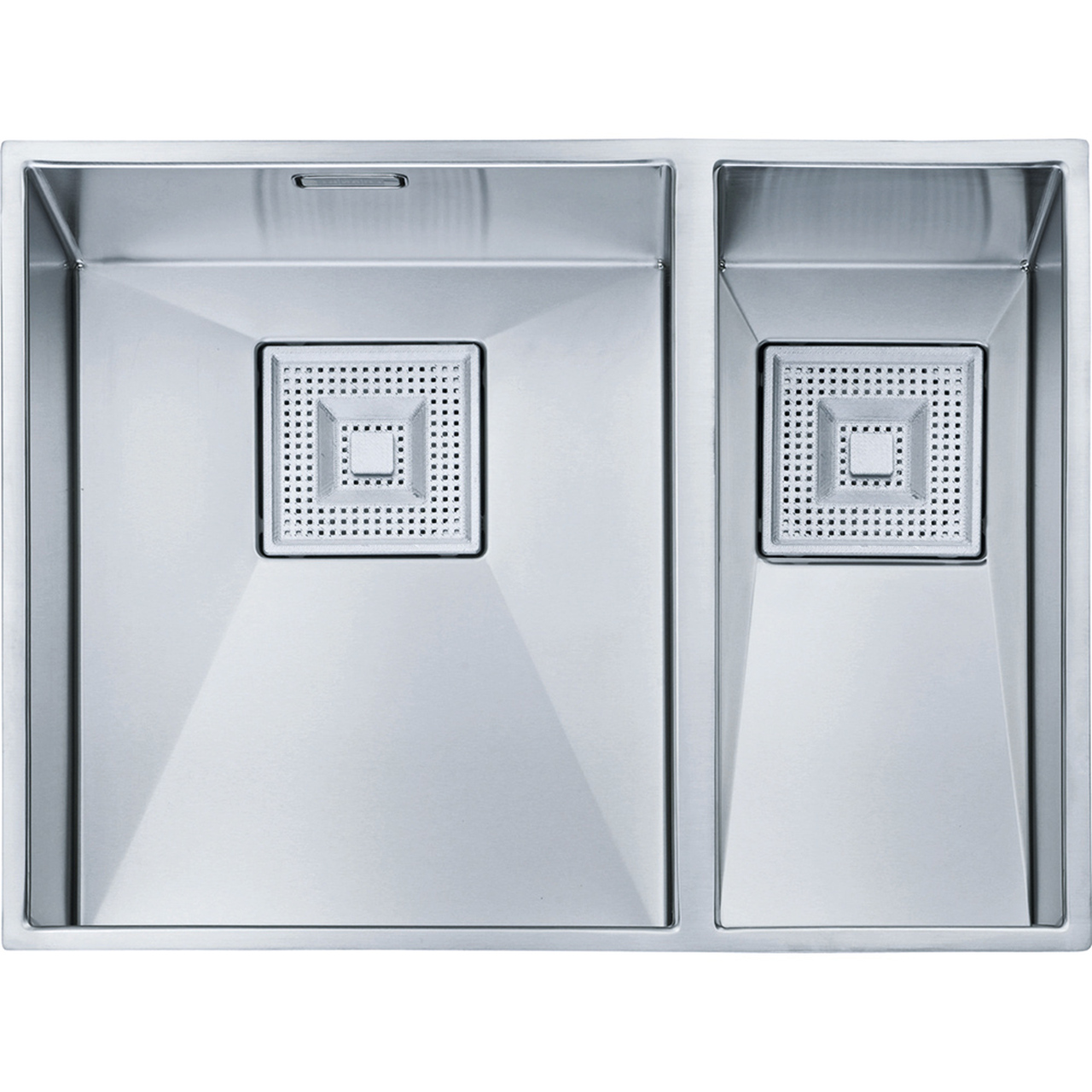 Franke Peak PKX160 34-18 Stainless Steel Kitchen Sink - Sinks