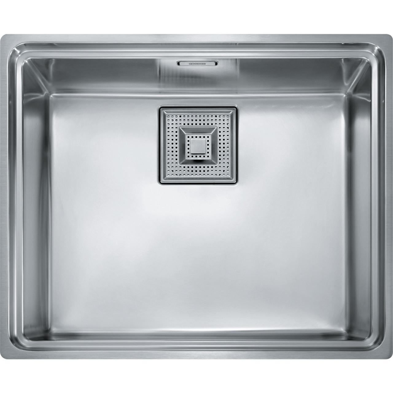 Franke Centinox CEX210 Stainless Steel Kitchen Sink - Sinks