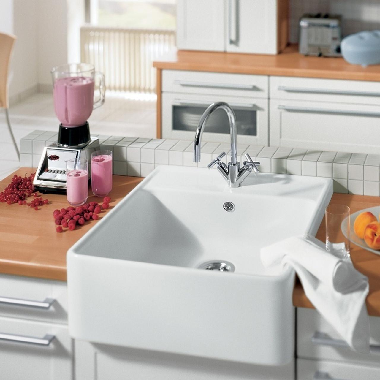 Villeroy & Boch Butler 60 (Single bowl sink Module) Kitchen Sink - Sinks