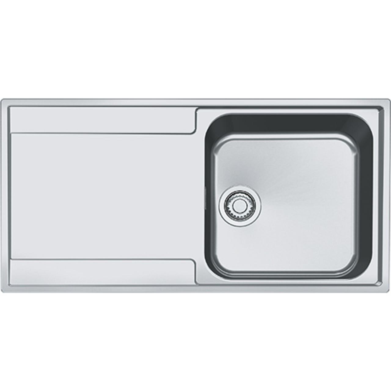 Franke Maris Mrx211 Stainless Steel Kitchen Sink Sinks