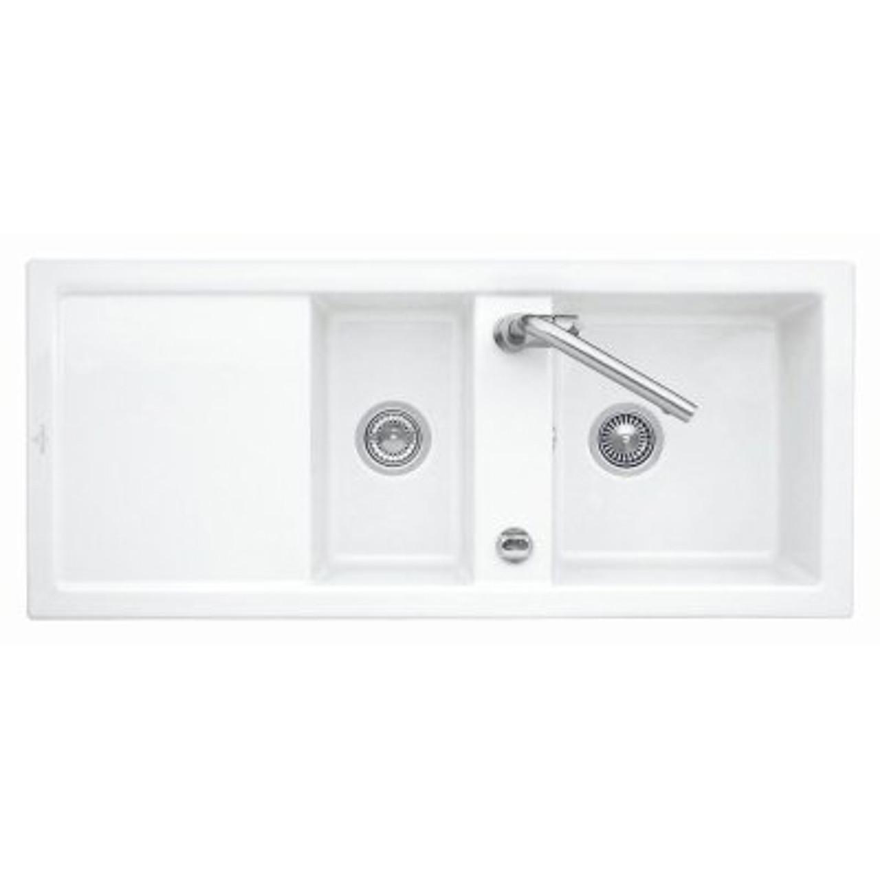 Villeroy Amp Boch Subway 80 Kitchen Sink Sinks